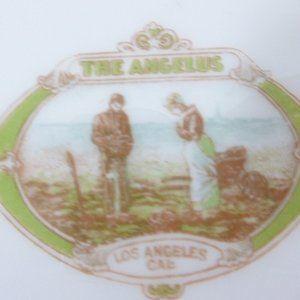 Antique LIMOGES PLATTER  C Ahrenfeldt 1901 France